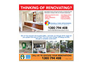 Advertising - Brindabella Home Improvements