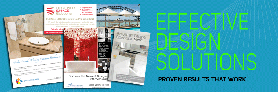 Effective Design Solutions proven results that work