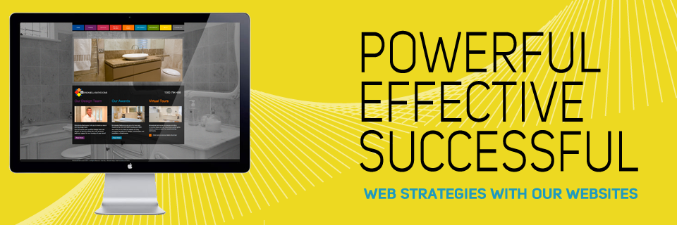Powerful Effective Successful Web Strategies with our Websites